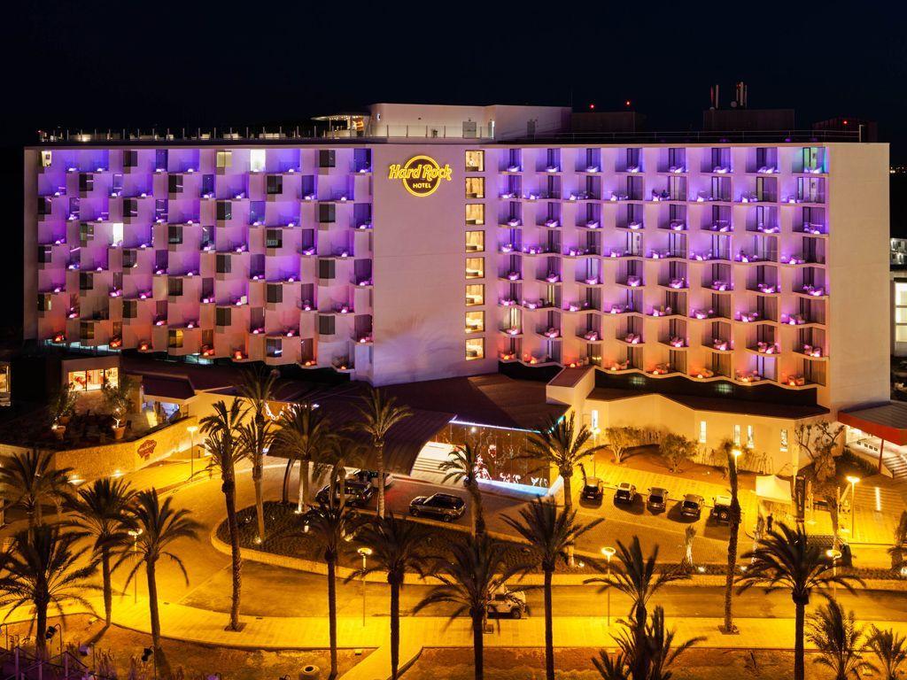 HOTEL HARD ROCK IBIZA ***** – IBIZA