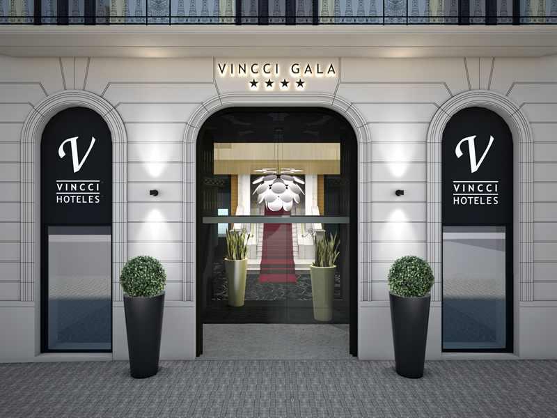 HOTEL VINCCI GALA **** – BARCELONA