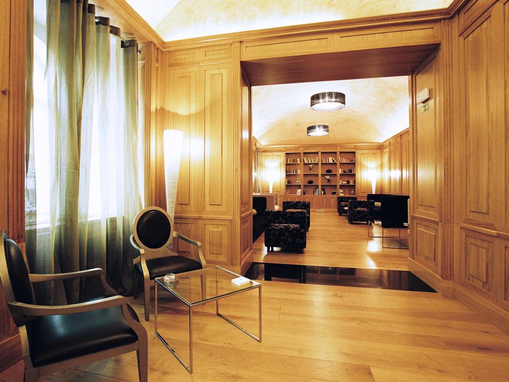 EUROSTARS THALIA HOTEL ***** – PRAGA