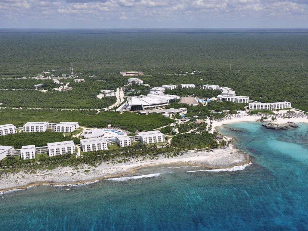 GRAND SIRENIS RIVIERA MAYA RESORT *****