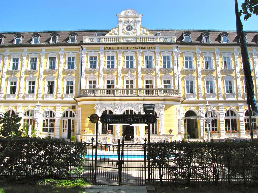 HOTEL EUROSTARS PARK MAXIMILIAM **** – REGENSBURG
