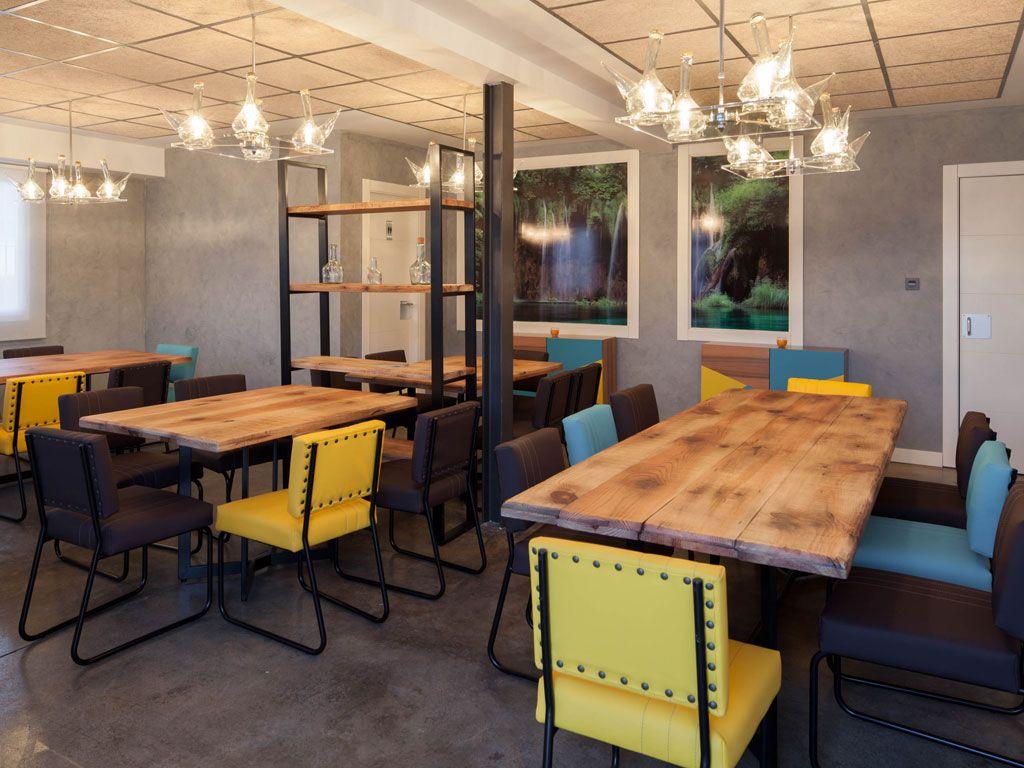 Restaurante o Comedor? Instalaciones. - Belta & Frajumar