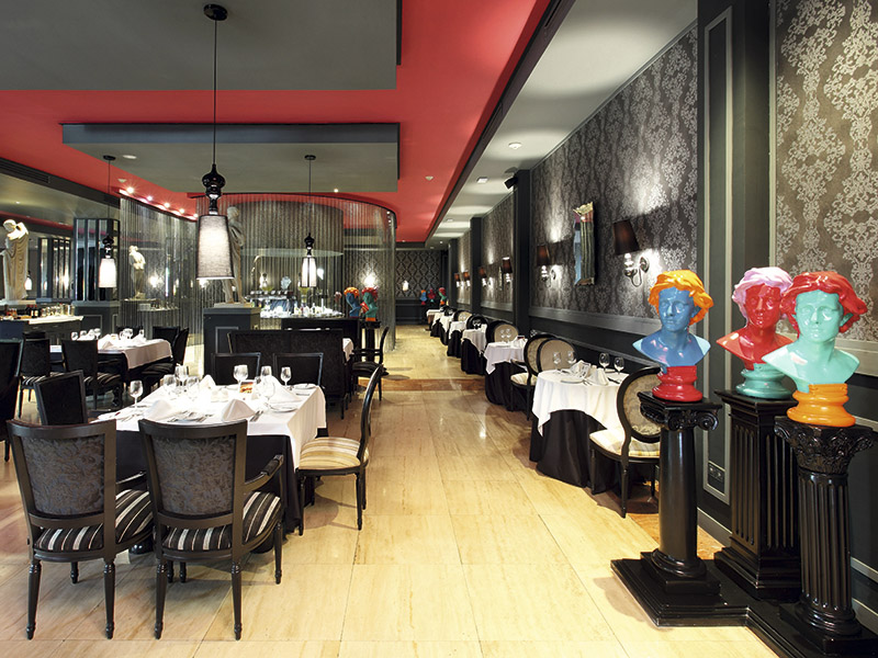 Restaurant Arte e Cucina, Grand Palladium Jamaïque