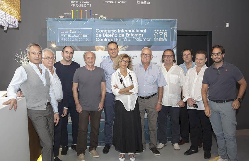 Jurado InterCIDEC 2016