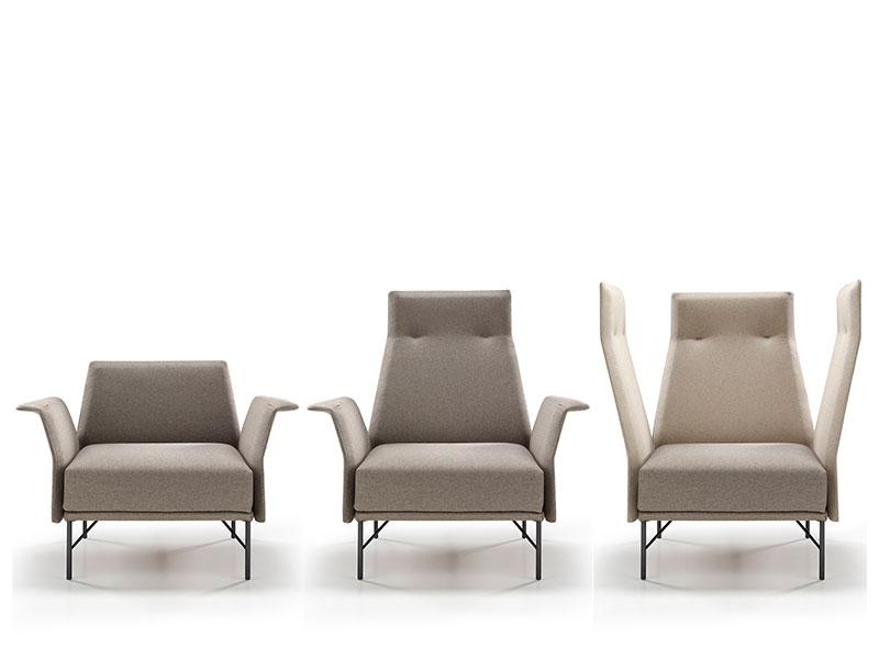 3 luka fauteuil