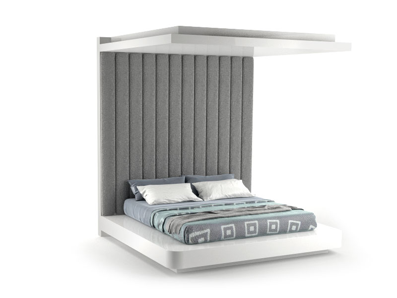 moire bed