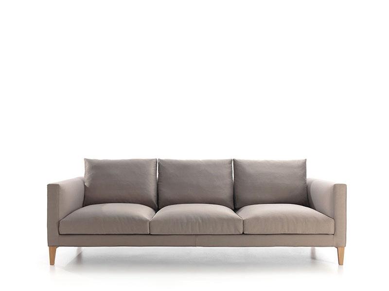 slim sofa