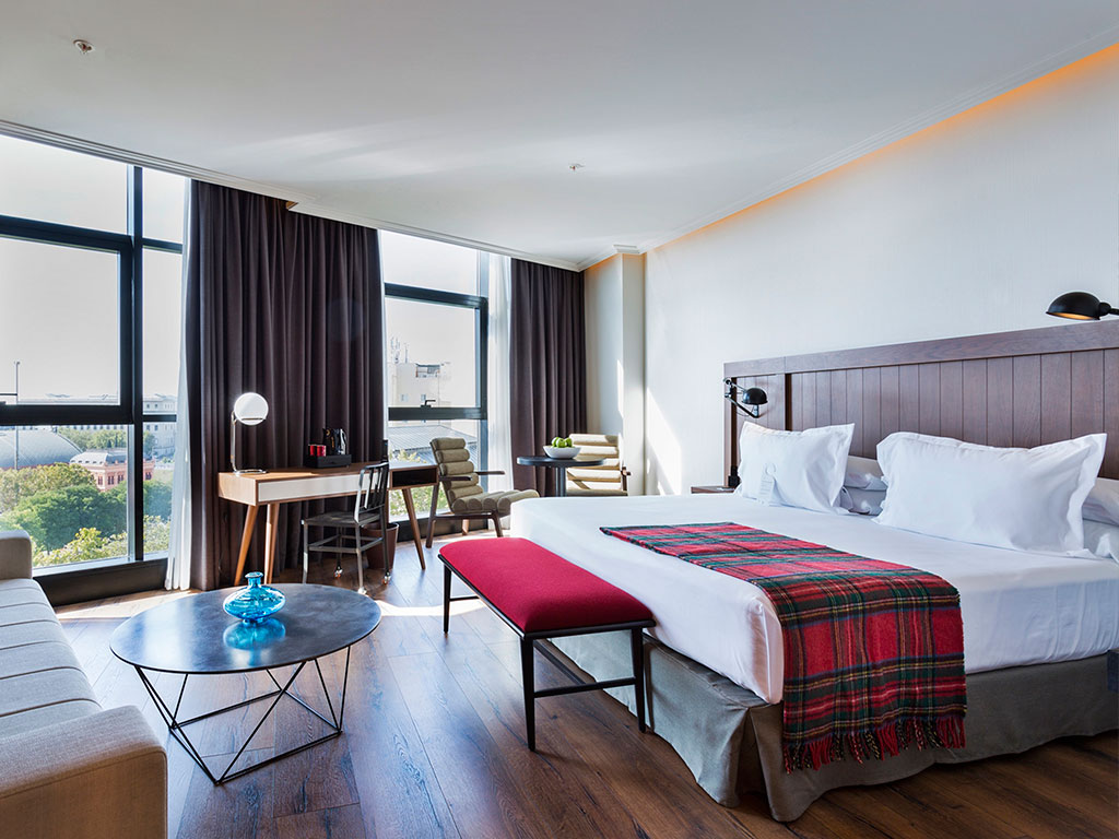 Hotel Only You Atocha – Madrid