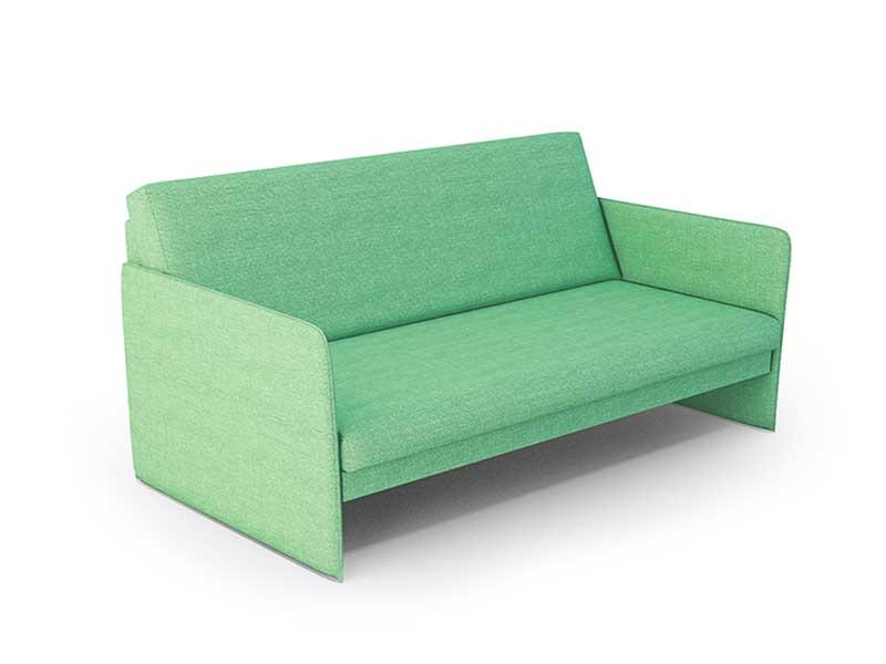 vint sofa bed