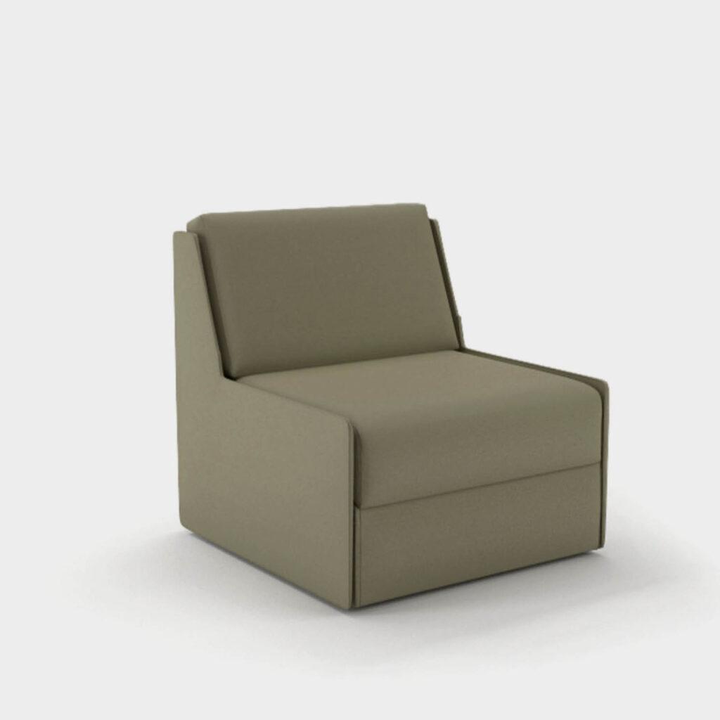 QUIET bed armchair