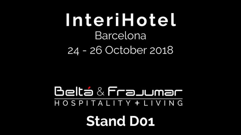 InteriHotel 2018 B&F