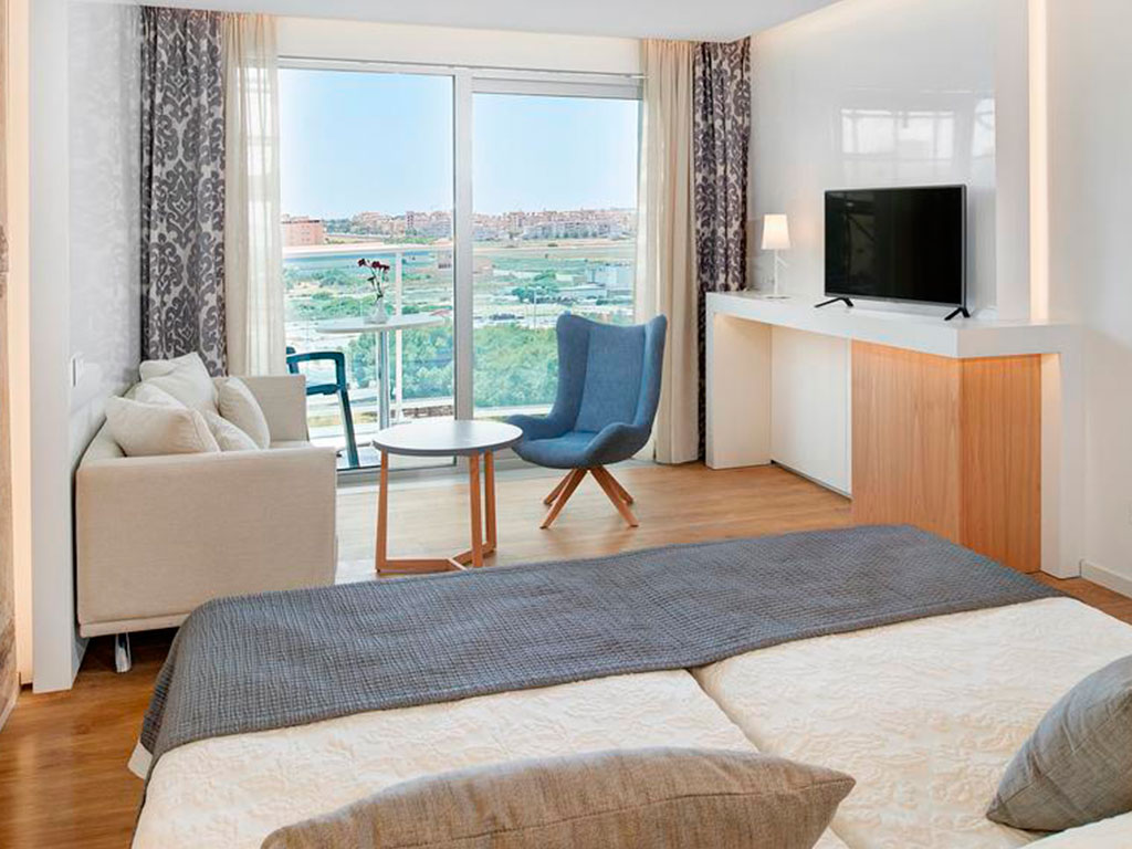 Hotel Hipotels B&F