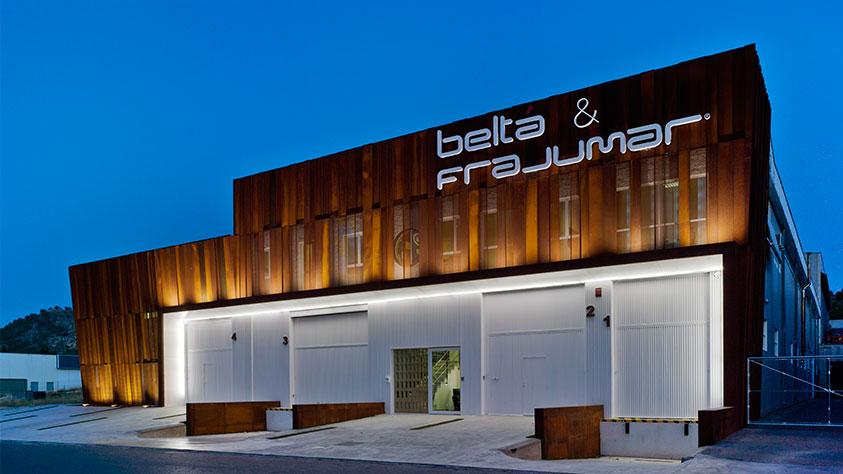 Beltá & Frajumar ha superado la auditoría ISO 9001 y 14001