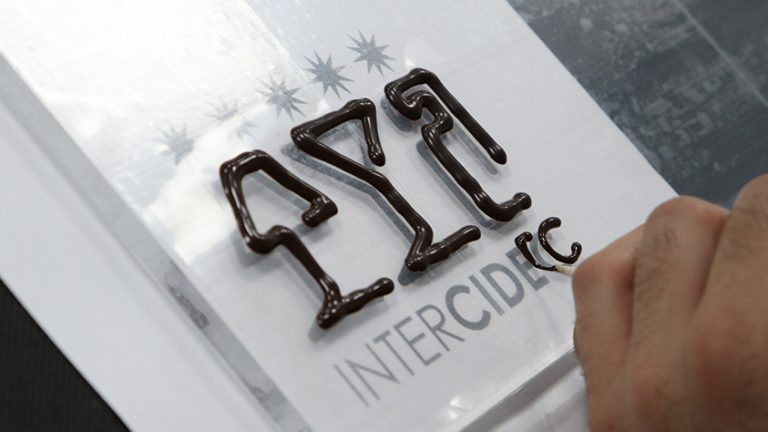 Jornada Jurado InterCIDEC actividad del chocolate
