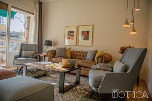 Mobiliario de diseño y calidad en Casa Botica