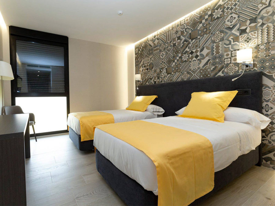 Official Villarreal CF Hotel – Villarreal (Spain)