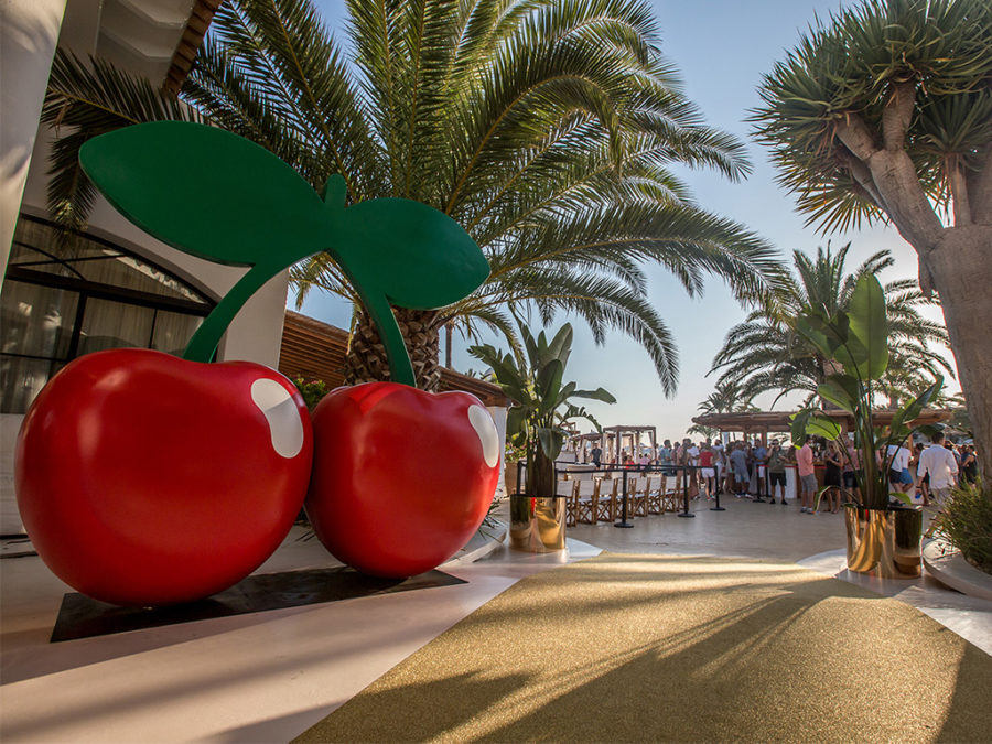 Destino Pacha Resort, Club House – Ibiza