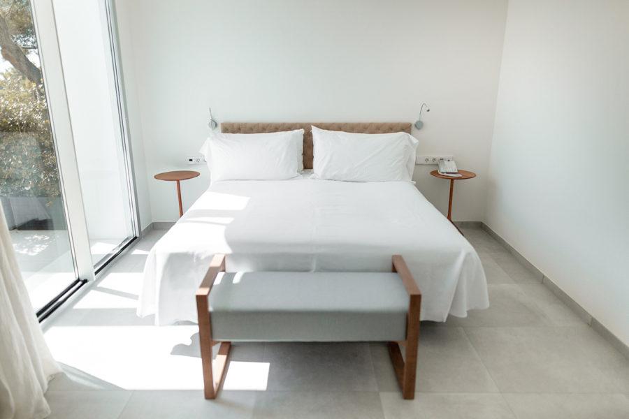 fabricación de mobiliario para pacha resort