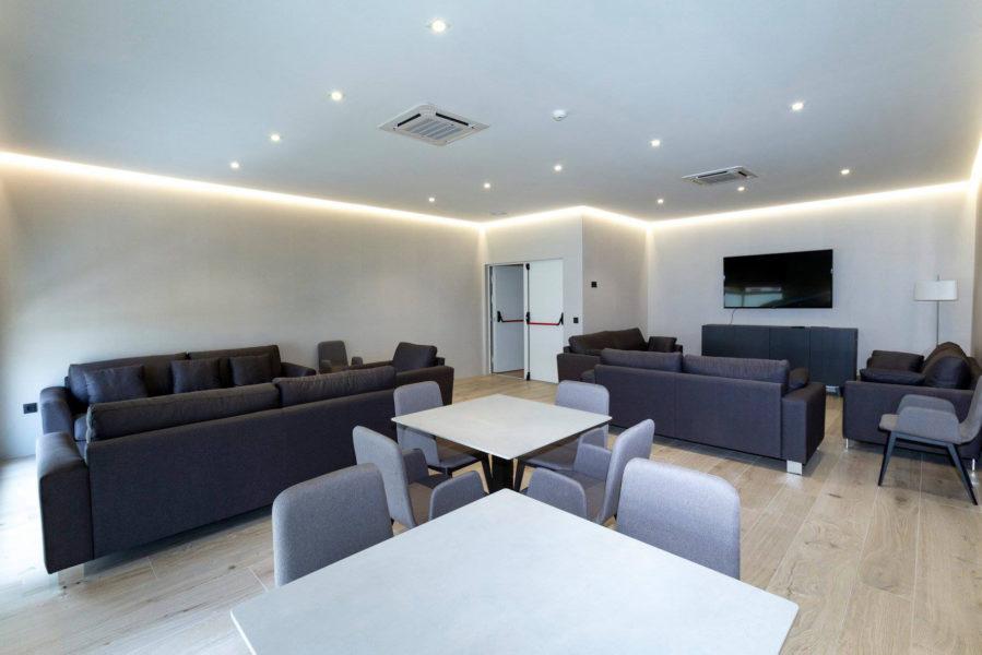 Mobiliario contract Hotel villarreal CF