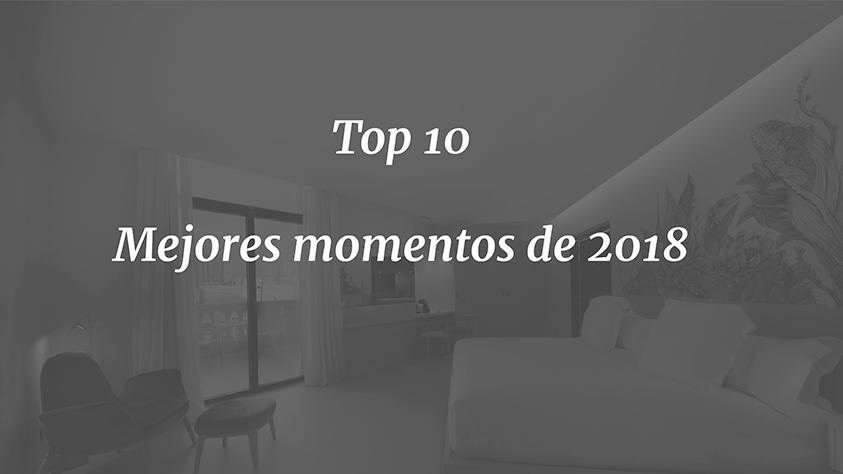 Top 10 mejores momentos 2018