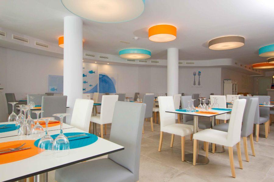 Mobiliario contract para Aqua Suites en Lanzarote