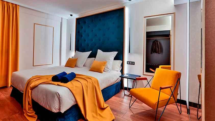 Interiorismo hotelero diferenciador