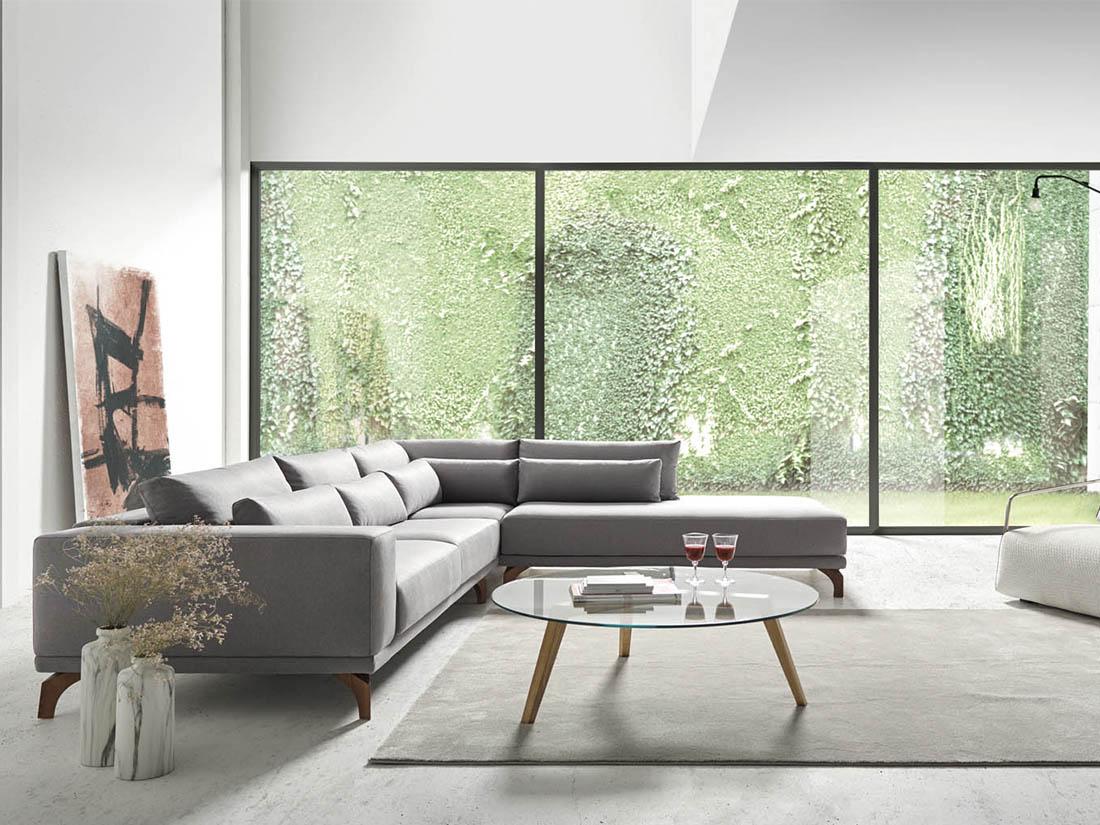 Diseño mobiliario expuesto