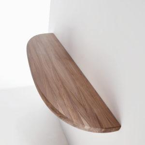 Consola sedan pieza de madera de roble