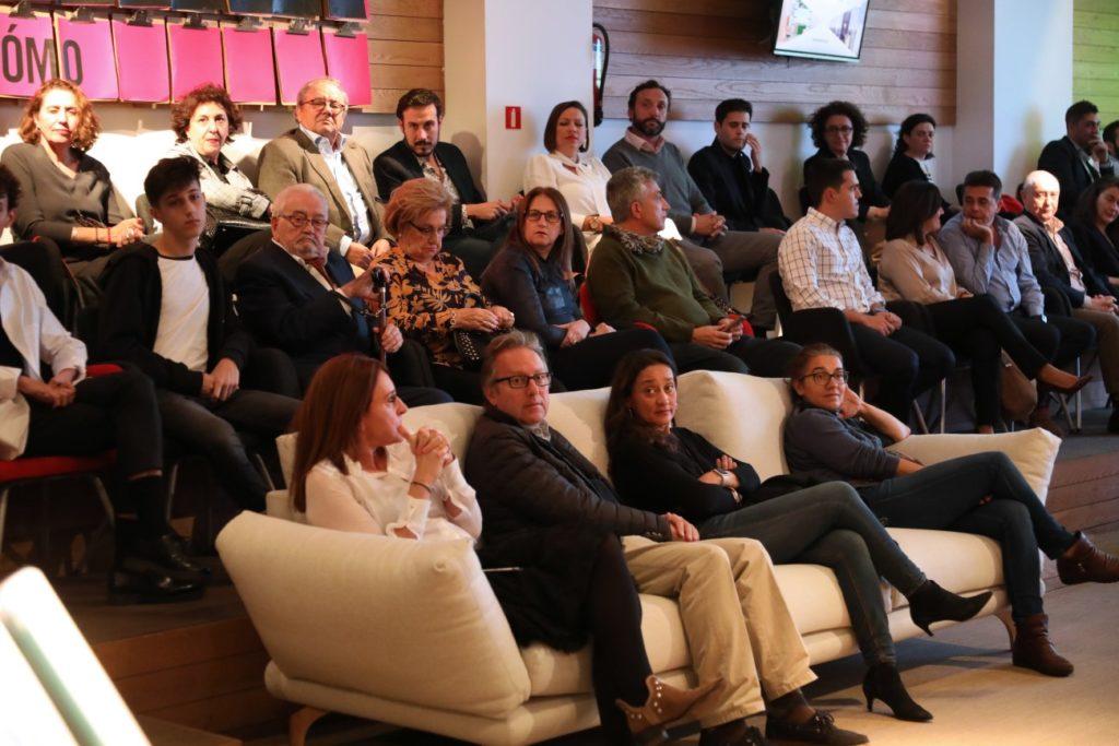 publico sentado
