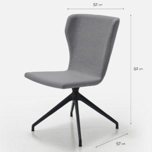 NÍES silla giratoria