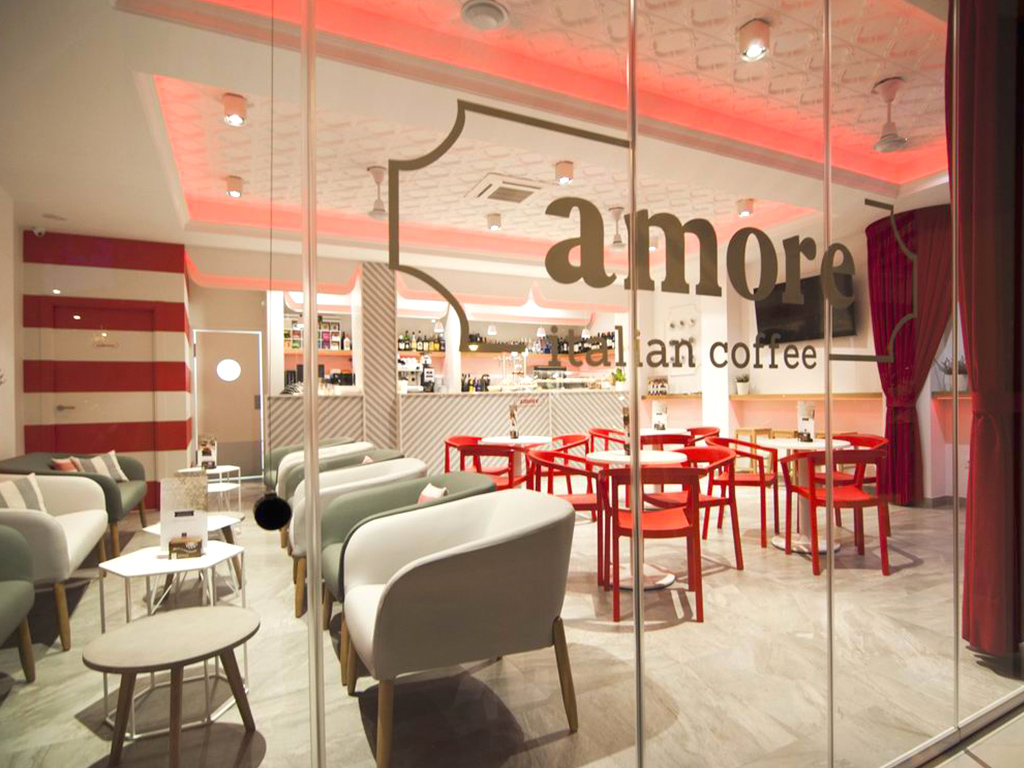 Amore, Italian Coffee – Castellon (Spain)