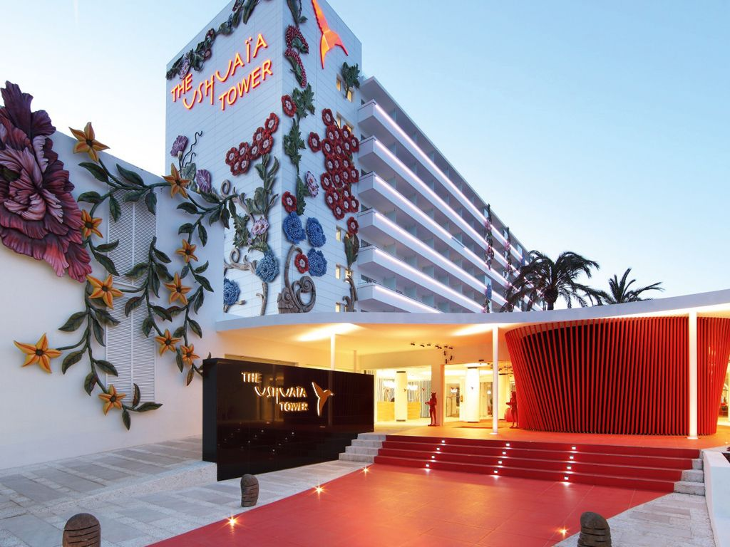 HOTEL USHUAÏA IBIZA BEACH – IBIZA