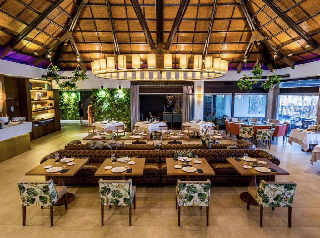 Marau Beach restaurante