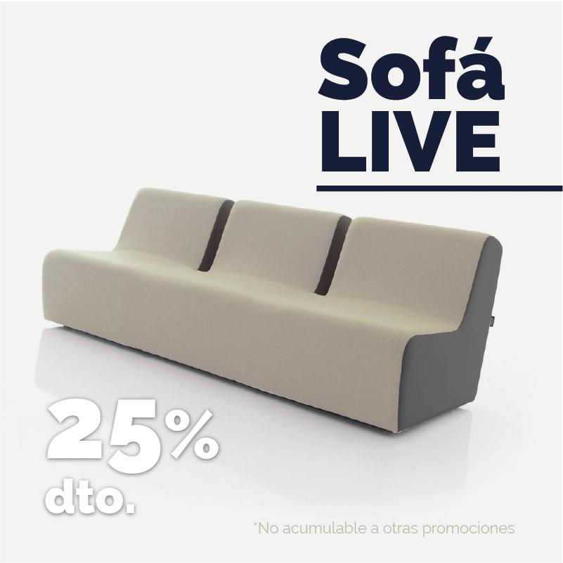 Sofá live