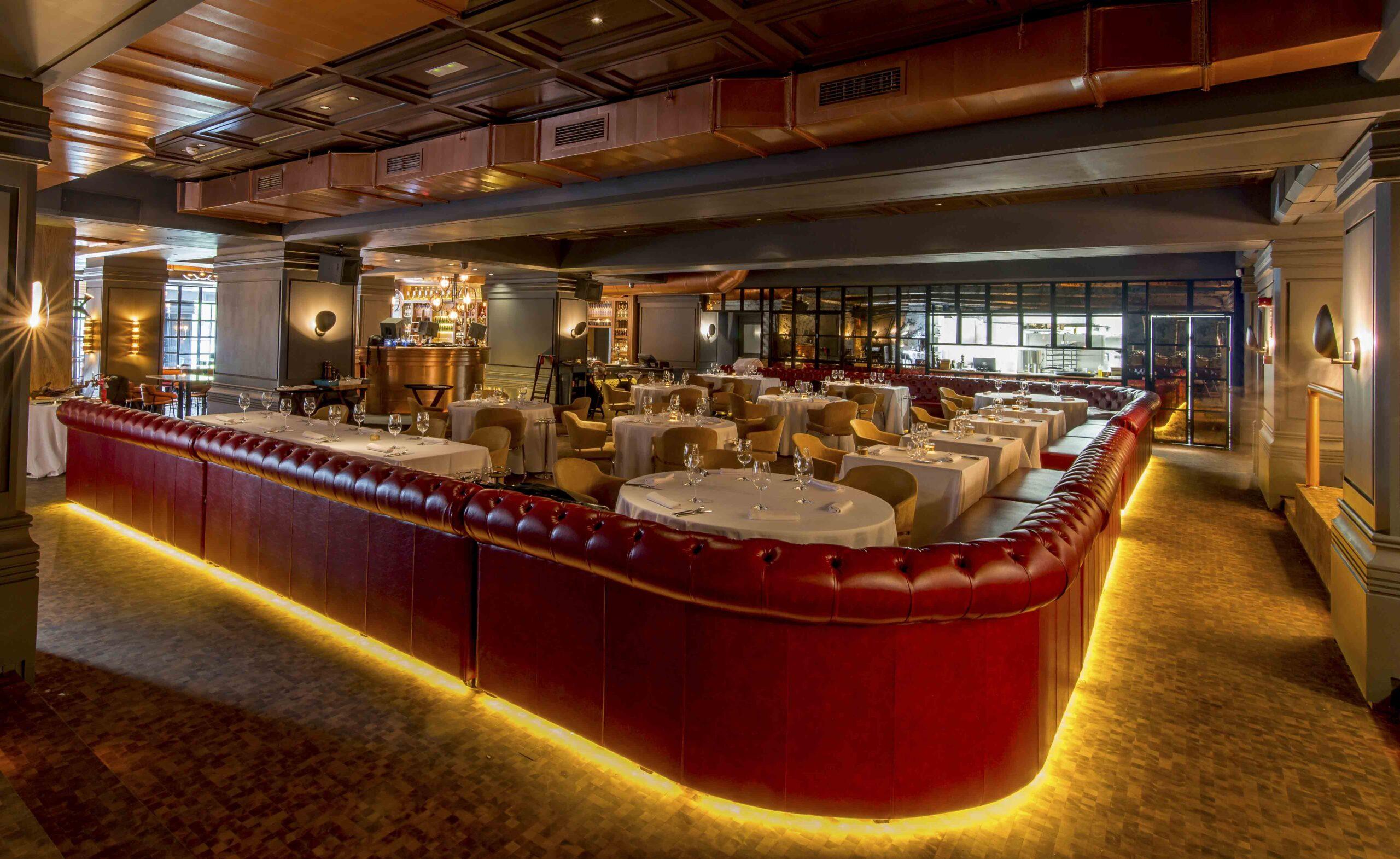 barra bar restaurante tatel madrid