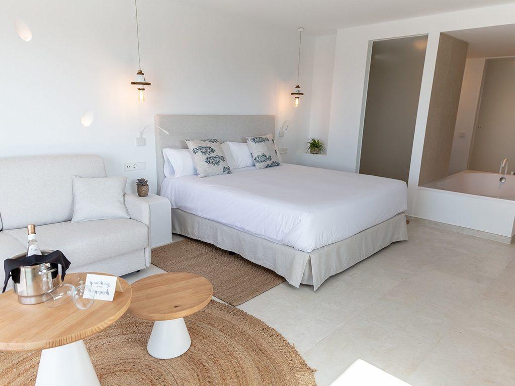 Hotel Las Mimosas, Ibiza.
