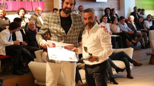 1º premio en categoría profesional InterCIDEC 2019