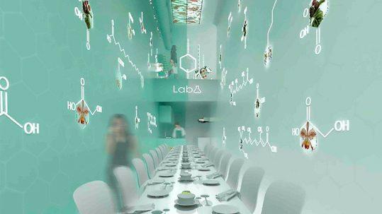 Cápsula Restaurante 1º Premio categoría estudiante