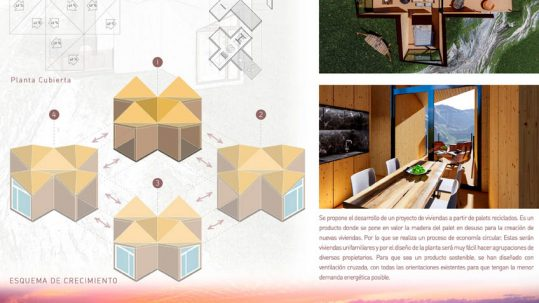 """Ir House"" Primer premio InterCIDEC20"