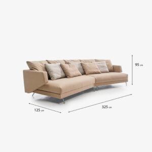 ERIK sofá
