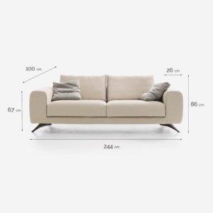 GUES sofá