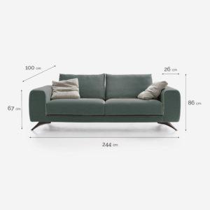 GUES sofa