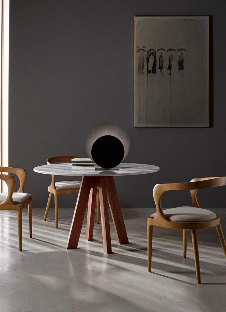silla de diseño bazk