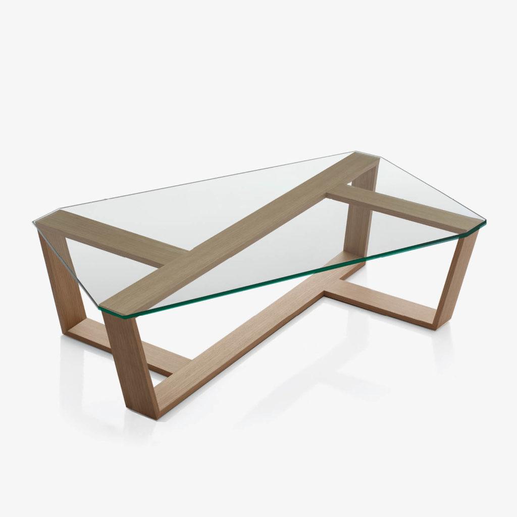 AGOL mesa de madera de roble