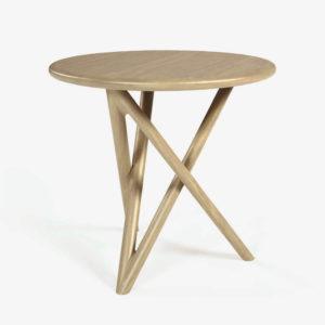 BACK mesa auxiliar para hogar