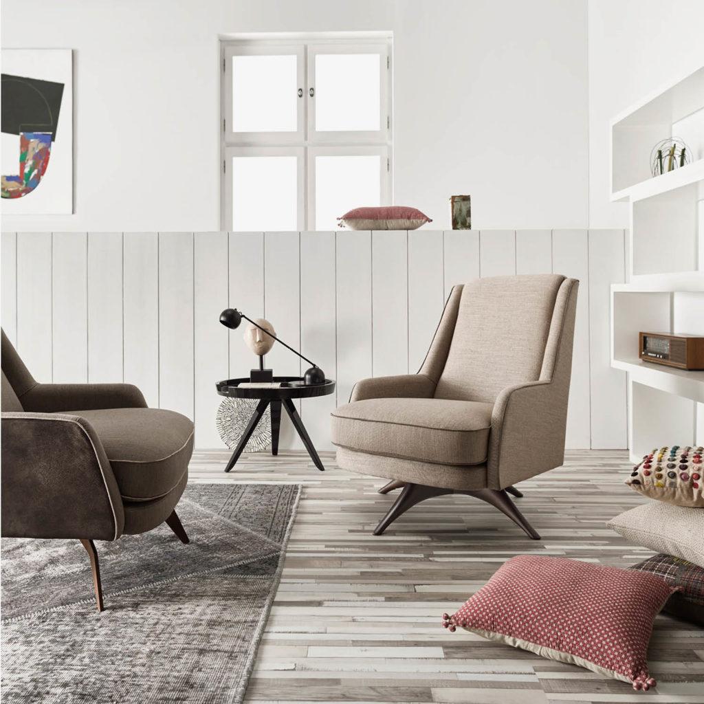 BLOM butaca ambiente diseño hogar