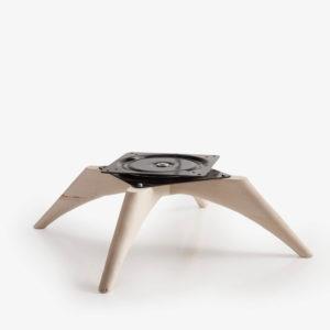 patas de butaca BLOM acabado madera fresno