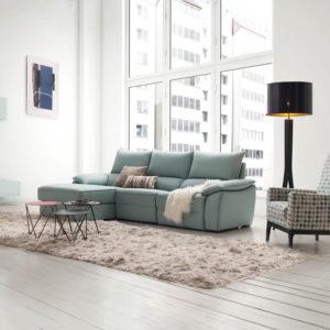 Klas sofa relax gris2