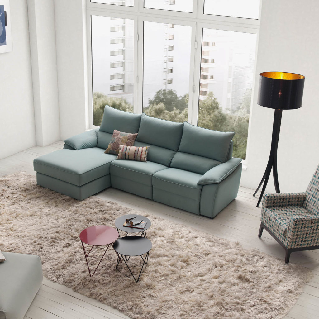 Klas sofa relax gris3