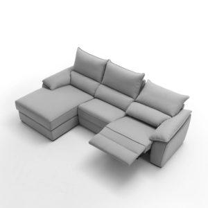 Klas sofa relax gris4